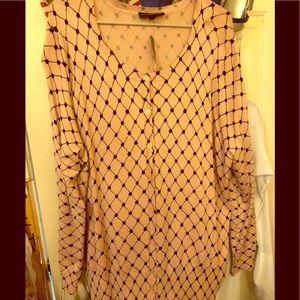 NWT Lane Bryant Pink Sweater